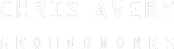 Chris Avery Groundworks logo